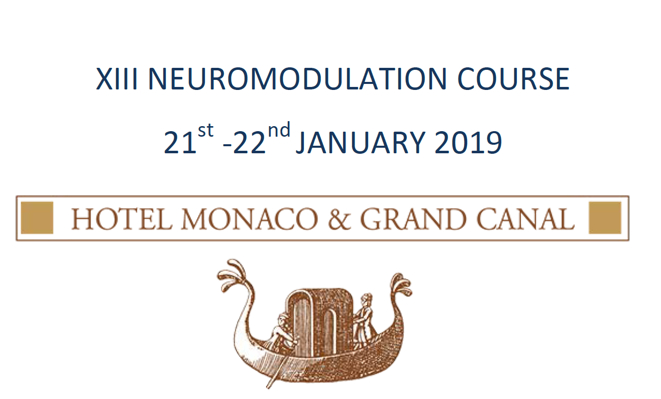 XIII° Course of Neuromodulation