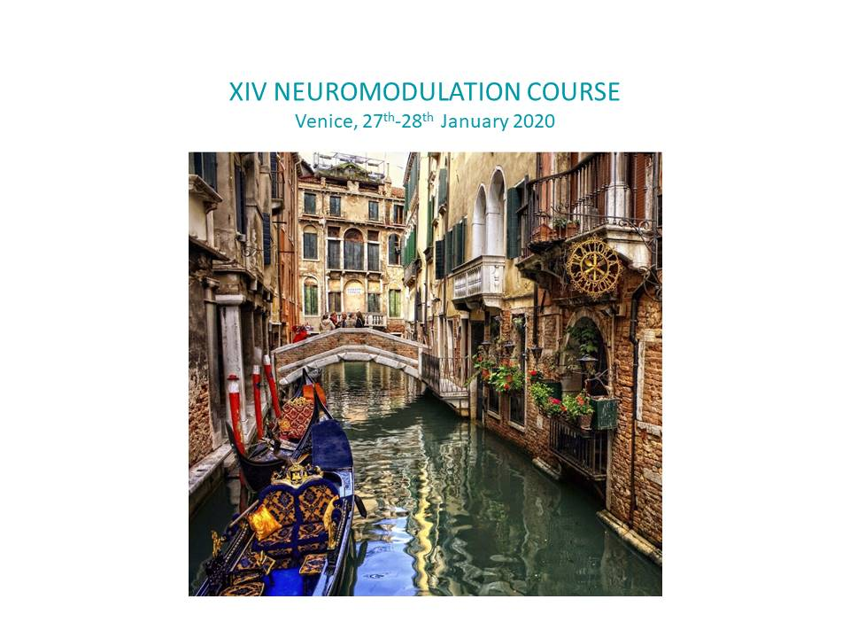 XIV NEUROMODULATION COURSE