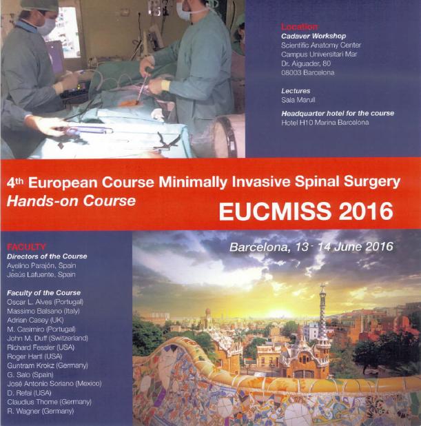 EUCMISS 2016