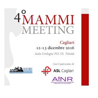 4° MAMMI MEETING
