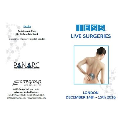 IESS Live Surgeries