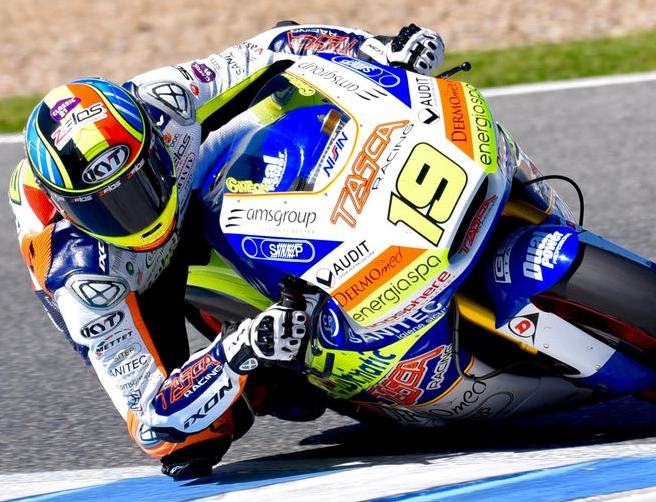 AMS Group Sponsor campionato Moto2 stagione 2017