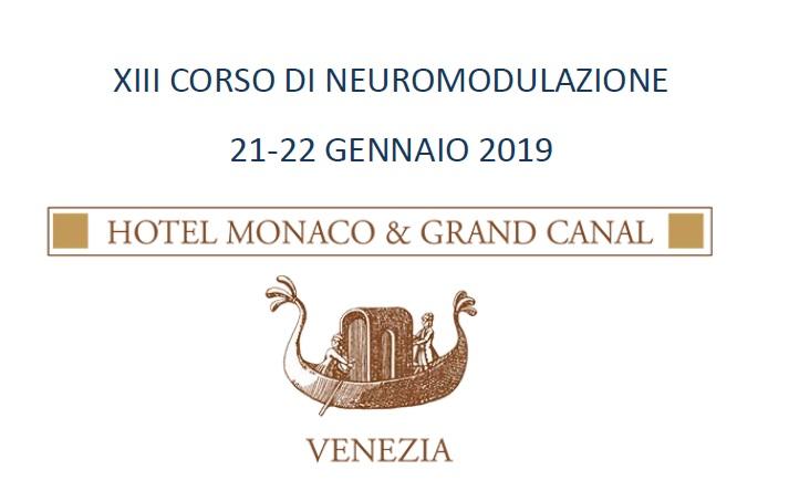 XIII Corso di Neuromodulazione