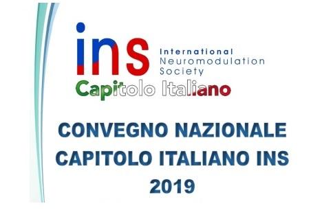 Convegno Nazionale Capitolo Italiano INS 2019